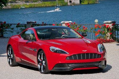 2012 Aston Martin Project AM 310 Exterior - image 457637