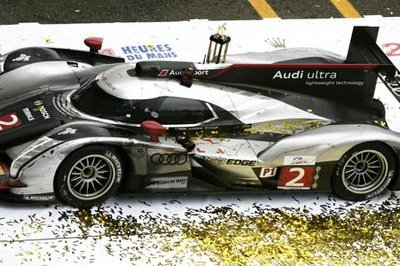 Audi Planning to Eliminate Rearview Mirrors in Le Mans Cars Exterior - image 457513
