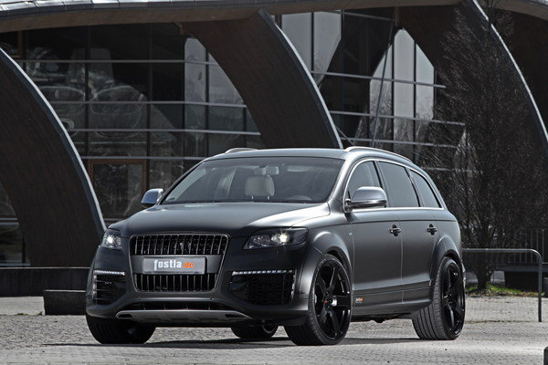 audi q7 v12 tdi by fostla picture