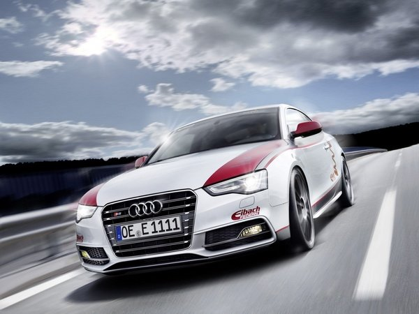 audi s5 coupe by eibach picture