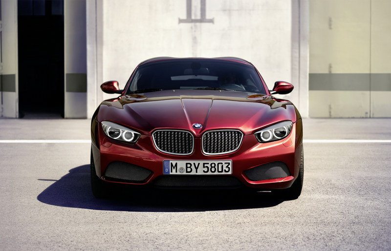 2012 BMW Zagato Coupe High Resolution Exterior - image 457447