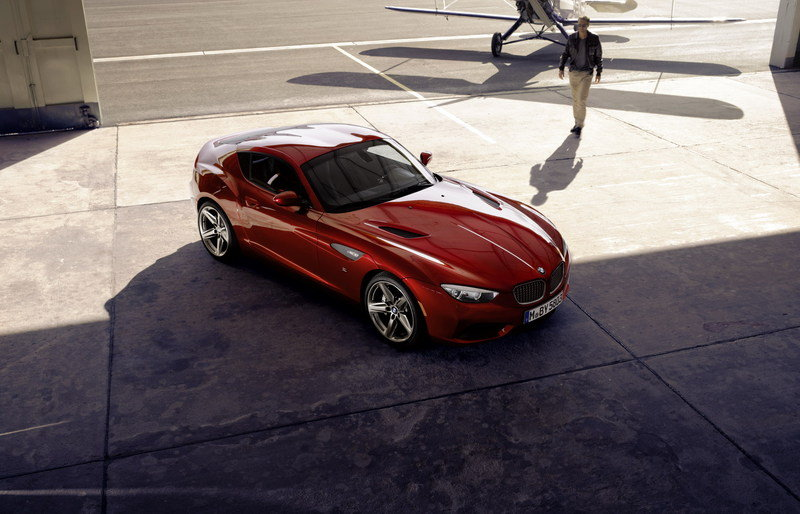 2012 BMW Zagato Coupe High Resolution Exterior - image 457450