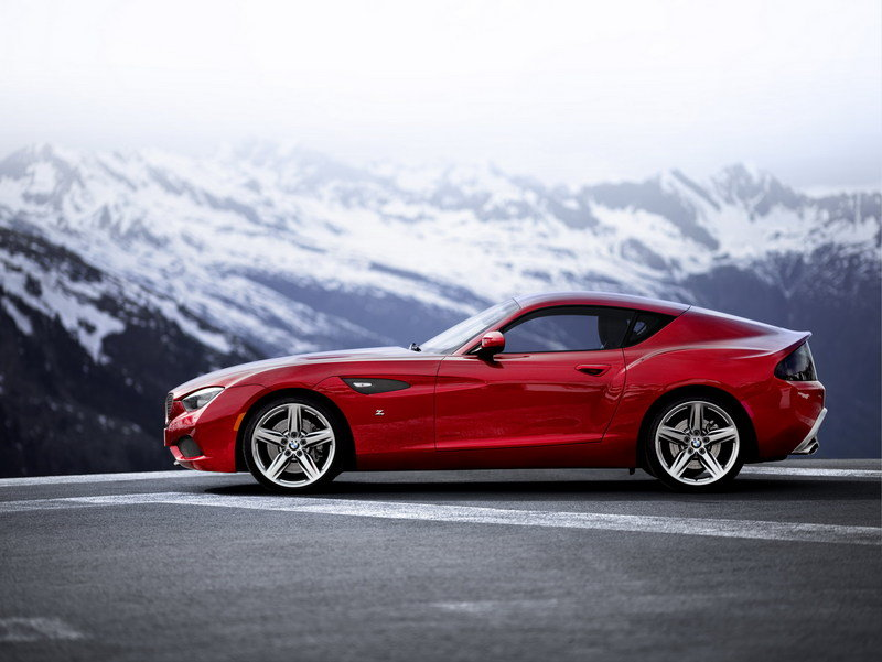 2012 BMW Zagato Coupe High Resolution Exterior - image 457454