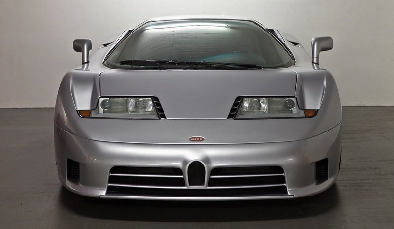 1994 Bugatti EB110 GT High Resolution Exterior - image 452880