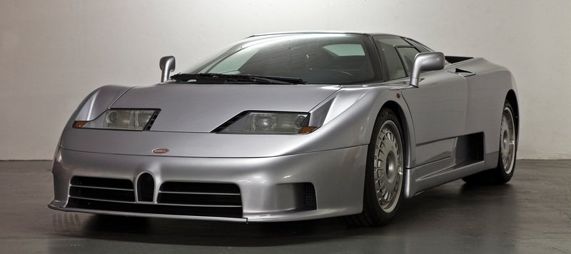 Ranking The Coolest Supercars Of The '90s High Resolution Exterior - image 452872
