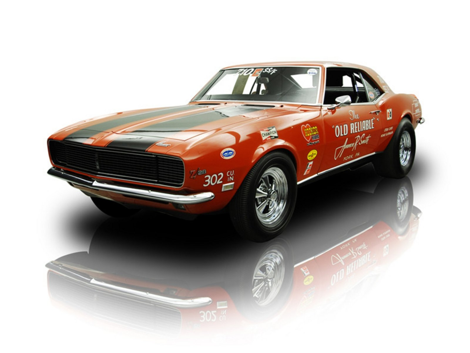 Chevrolet Camaro News And Reviews Top Speed 1968 Rs Dub Edition Z 28 Old Reliable