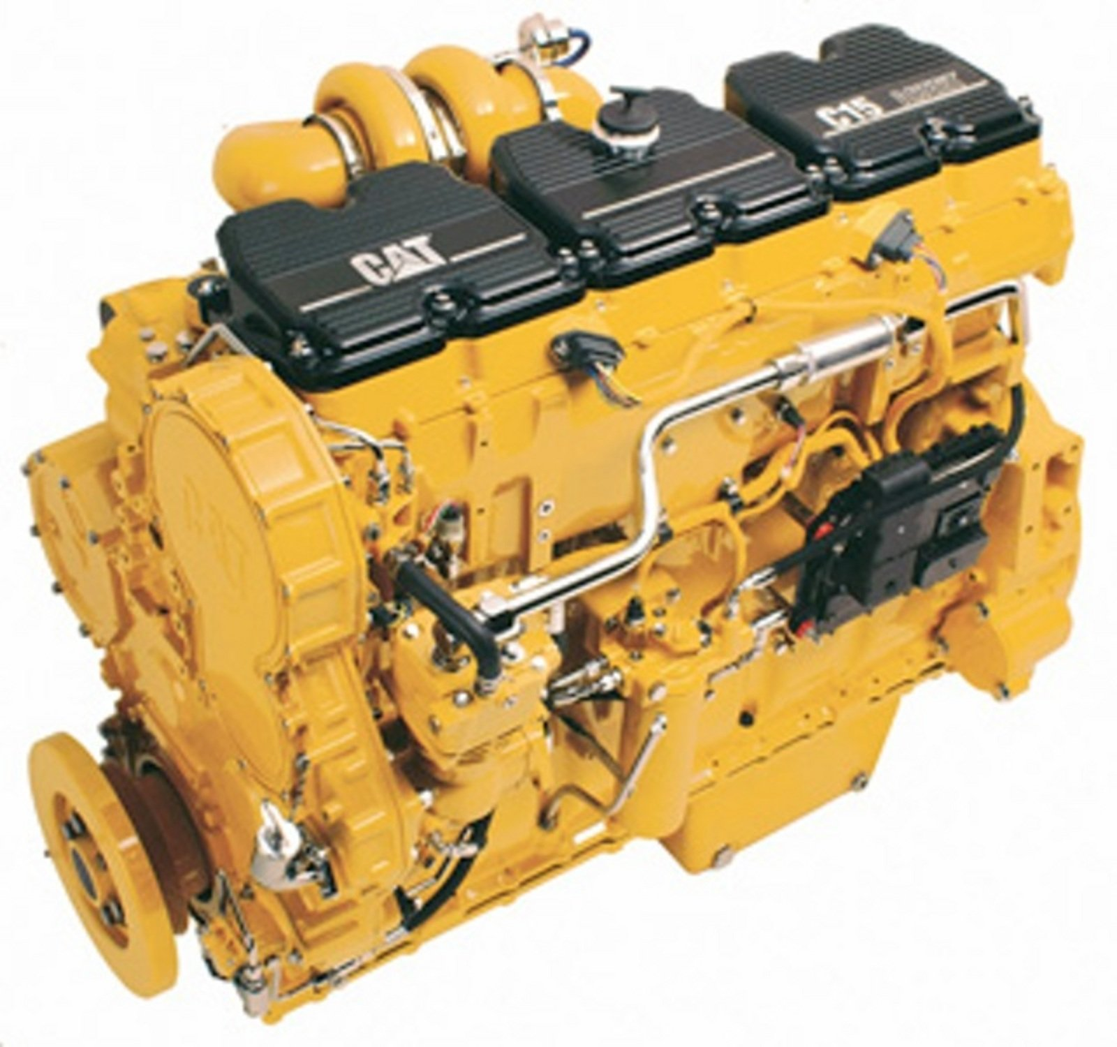 Cat Launched The New 15l C15 Engine News