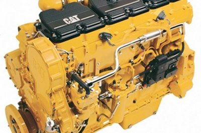 CAT launched the new 15L C15 engine