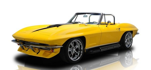 1967 chevrolet corvette sting ray pro touring review top speed. Black Bedroom Furniture Sets. Home Design Ideas