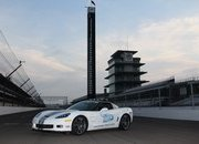 Chevrolet Corvette ZR1 Indianapolis 500 Pace Car