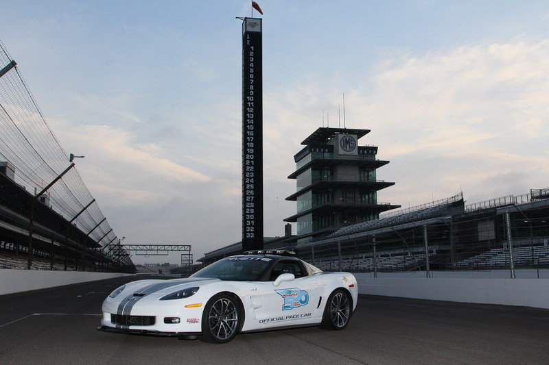 2013 Chevrolet Corvette ZR1 Indianapolis 500 Pace Car