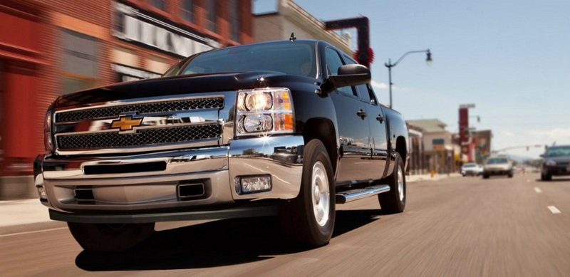 2014 Chevrolet Silverado High Resolution Exterior - image 458026