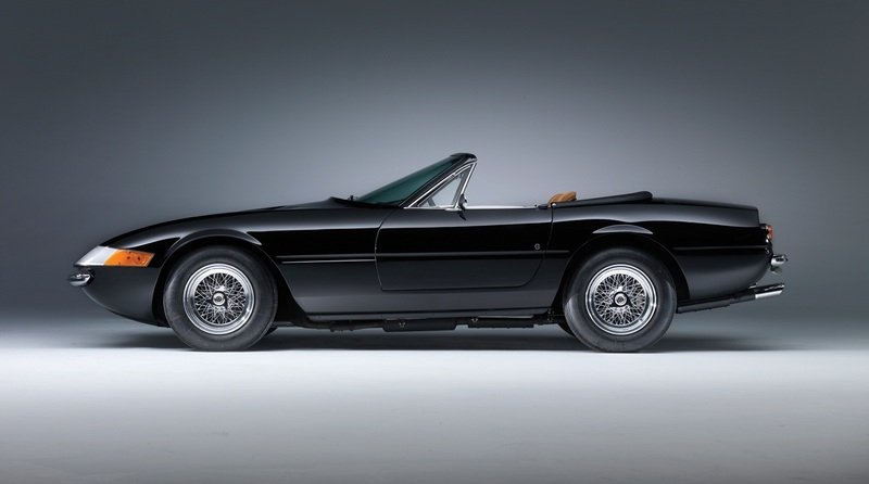 1971 Ferrari 365 GTS/4 Daytona Spyder High Resolution Exterior - image 453061