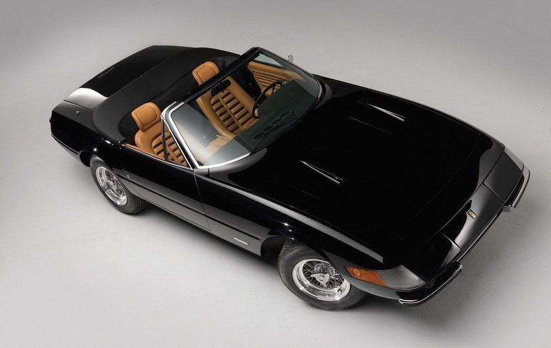 1971 Ferrari 365 GTS/4 Daytona Spyder High Resolution Exterior - image 453067