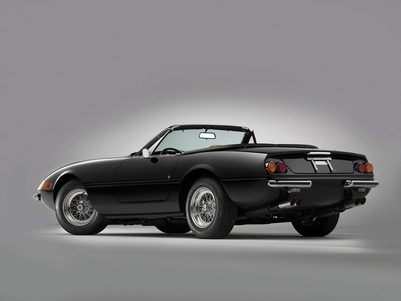 1971 Ferrari 365 GTS/4 Daytona Spyder High Resolution Exterior - image 453051