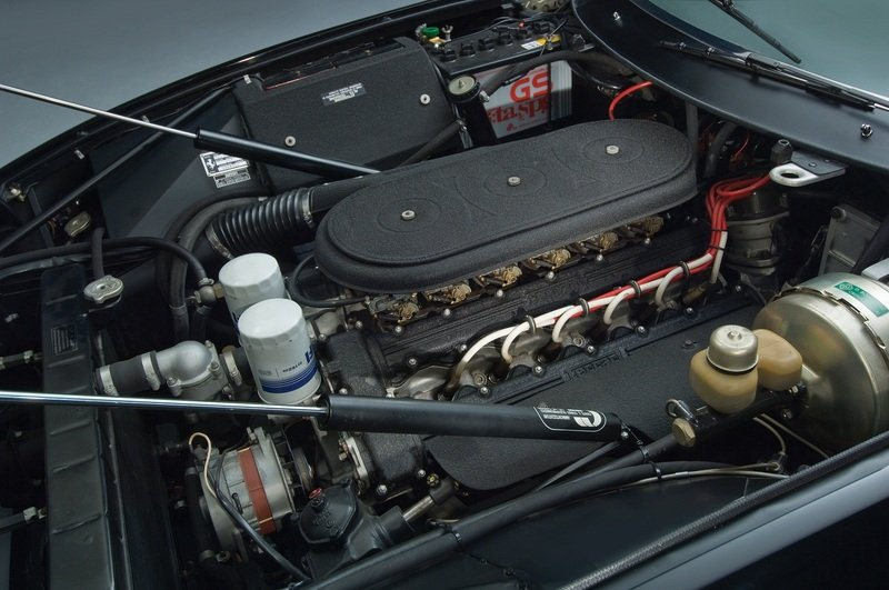 1971 Ferrari 365 GTS/4 Daytona Spyder High Resolution Drivetrain - image 453052