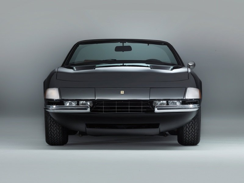 1971 Ferrari 365 GTS/4 Daytona Spyder High Resolution Exterior - image 453054