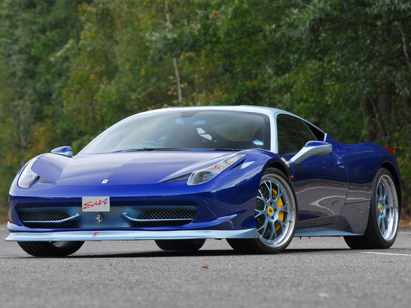 Marvelous 2012 Ferrari 458 Italia Emozione By Evolution 2 Motorsport