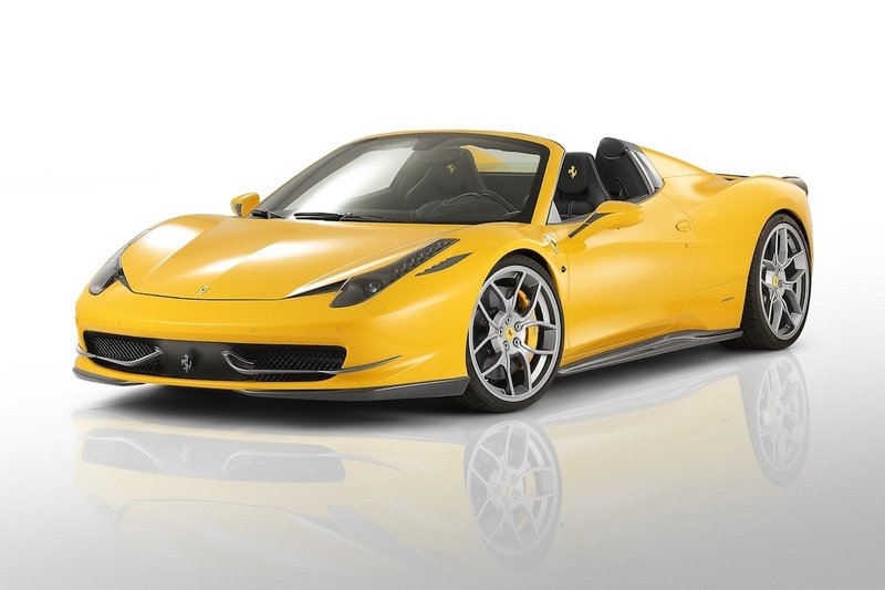 Ferrari 458 News And Reviews Top Speed