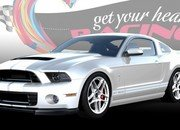Ford Mustang Shelby GT500 by Melvin Betancourt