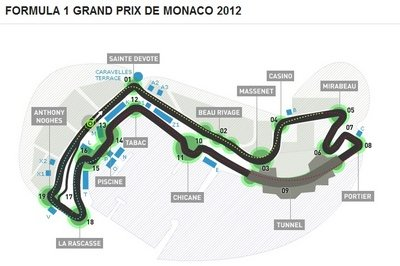 Grand Prix of Monaco Preview