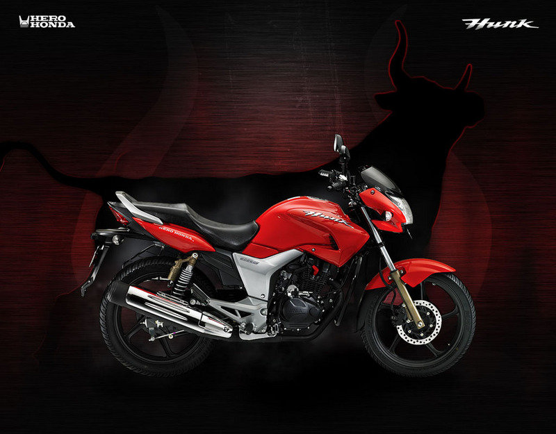 2012 Hero Honda Hunk High Resolution Exterior - image 452981