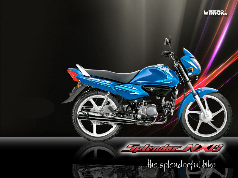 2012 Hero Honda Splendor NXG High Resolution Exterior - image 452462