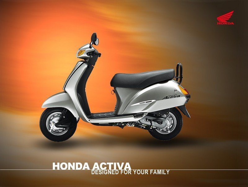 2012 Honda Activa High Resolution Exterior - image 457154