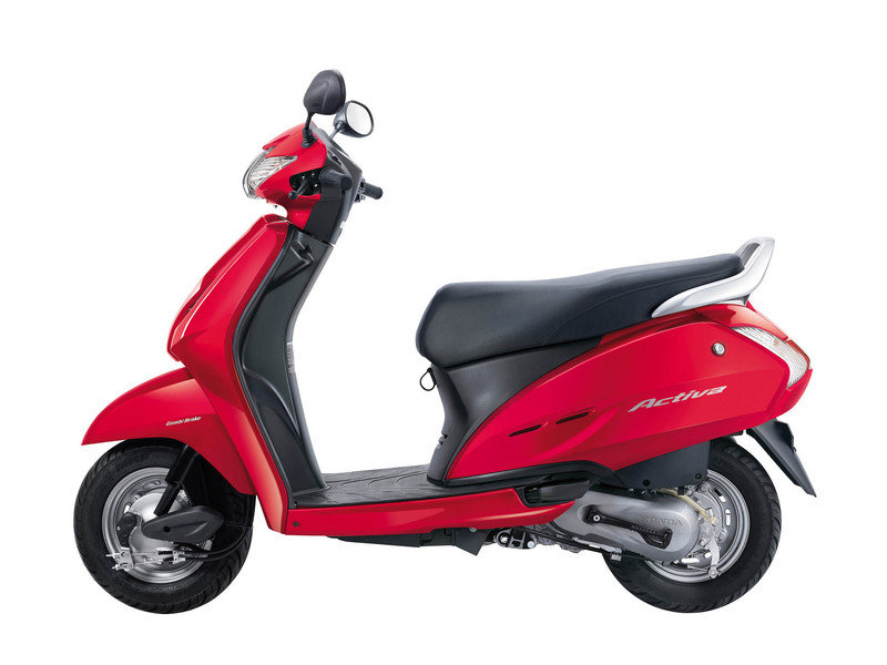 2012 Honda Activa High Resolution Exterior Wallpaper quality - image 457155