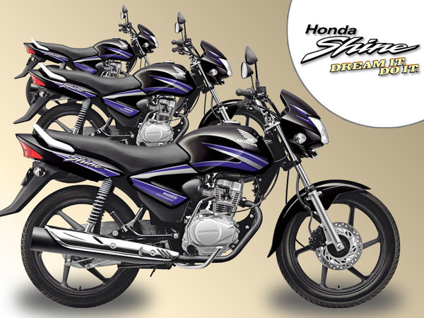 2012 Honda Cb Shine Motorcycle Review Top Speed