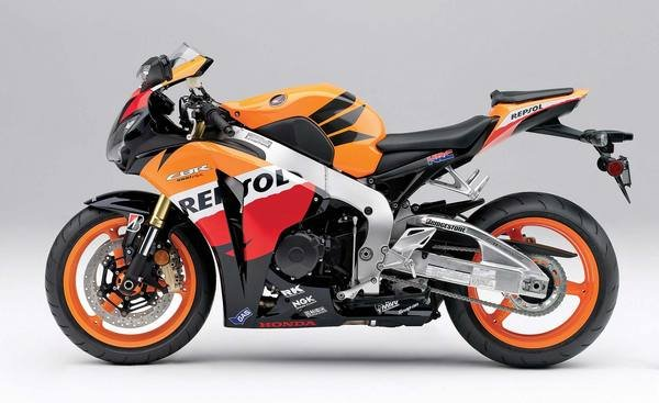 honda cbr 125 repsol 2013 top speed