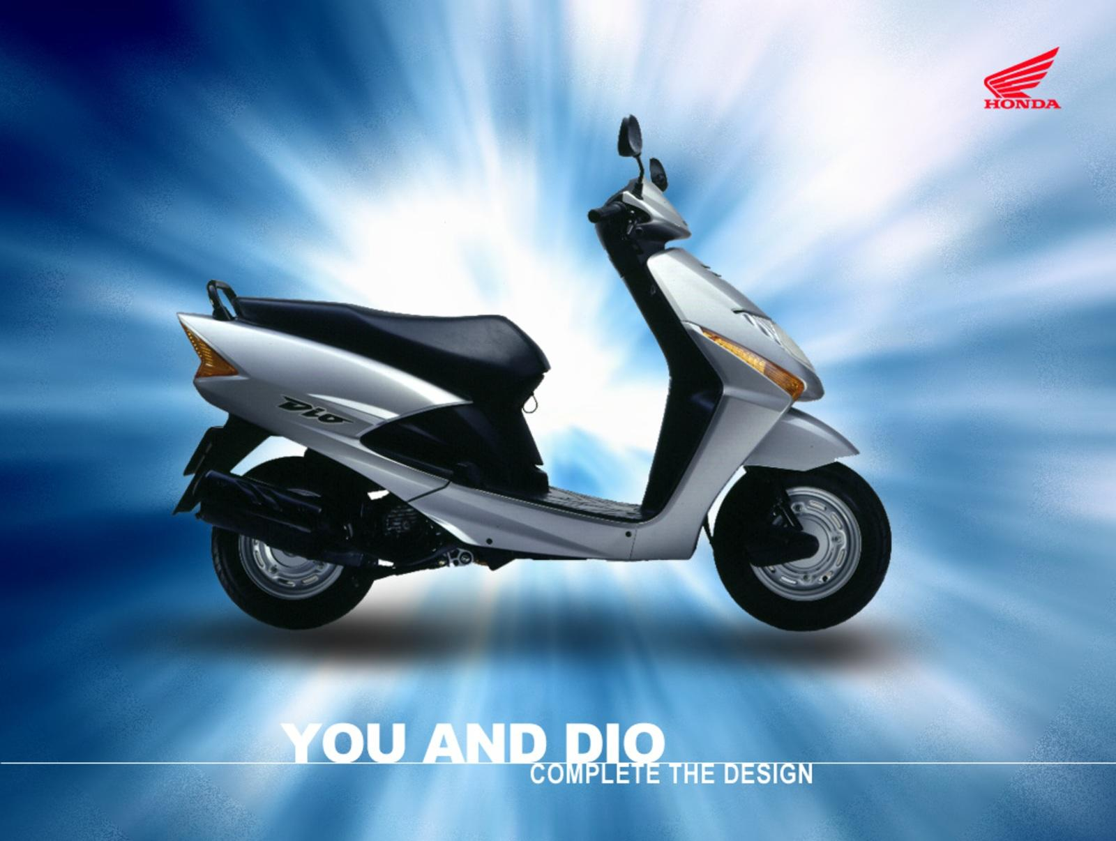 2012 Honda Dio Review Top Speed