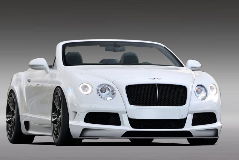 2012 Bentley Continental GTC Audentia by Imperium