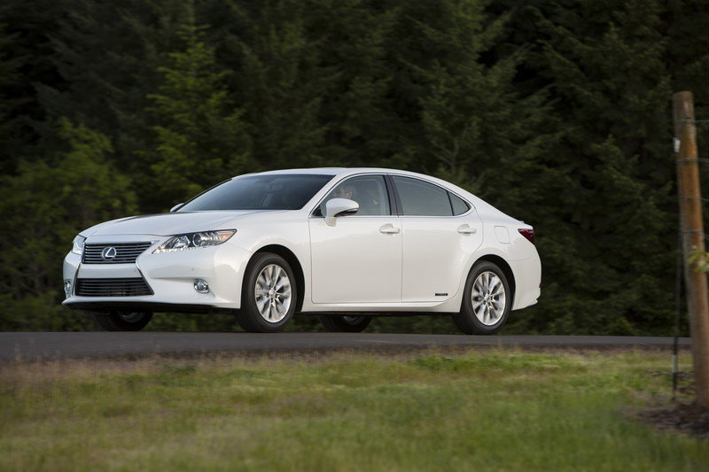 2013 2014 lexus es 300h review gallery 458108 top speed. Black Bedroom Furniture Sets. Home Design Ideas