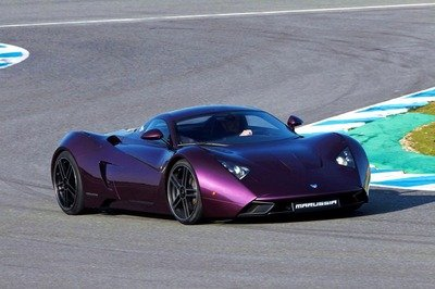 2012 Marussia B2 Exterior - image 453662