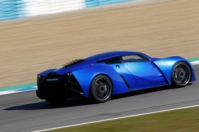 2012 Marussia B2 Exterior - image 453666