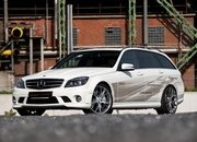 Mercedes C 63 AMG T-Model by Edo Competition