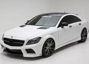 Mercedes CLS-Class by Misha Designs