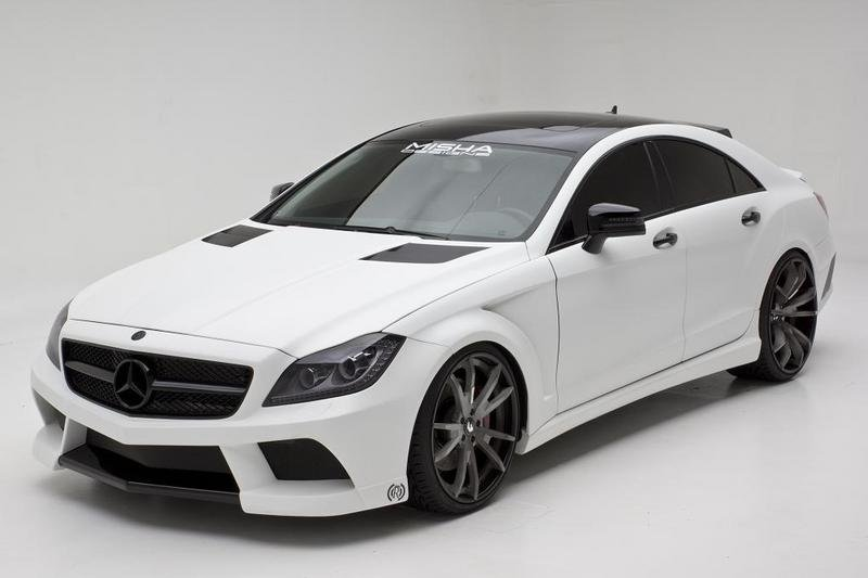 2012 Mercedes CLS-Class by Misha Designs