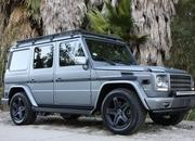 Mercedes G55 AMG by Icon4x4 Design
