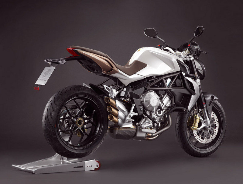2012 MV Agusta Brutale 675 High Resolution Exterior - image 455925