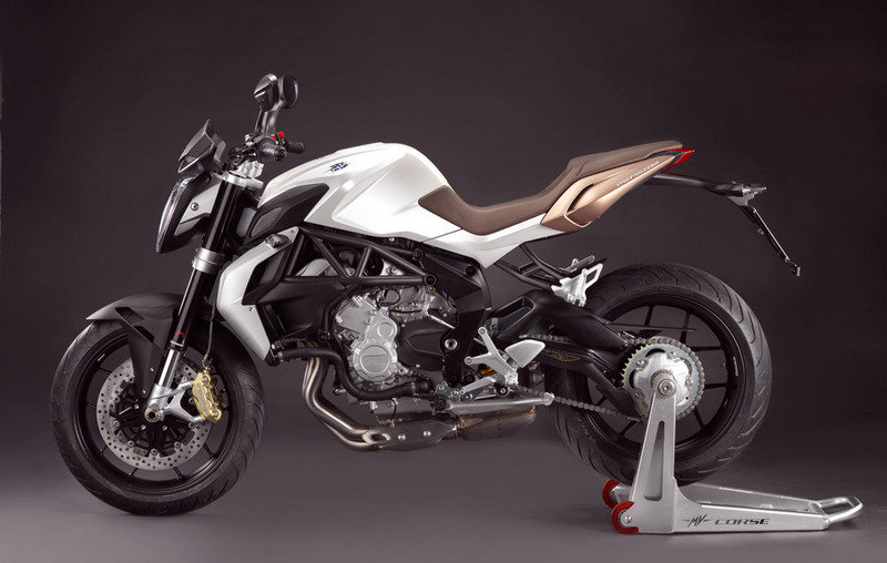 2012 MV Agusta Brutale 675 High Resolution Exterior - image 455928