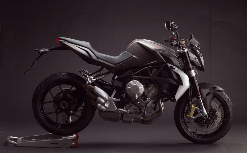 2012 MV Agusta Brutale 675 High Resolution Exterior - image 455930