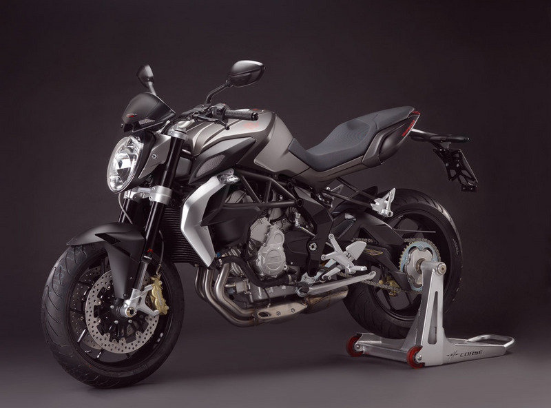 2012 MV Agusta Brutale 675 High Resolution Exterior - image 455933