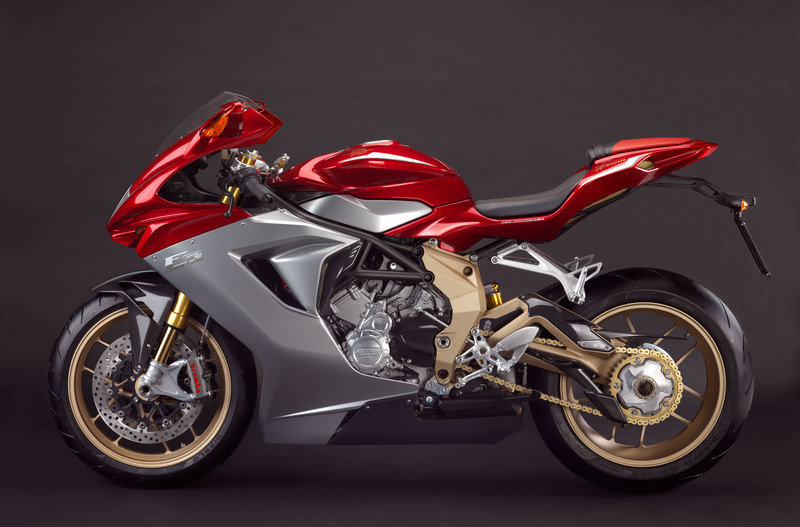 2012 MV Agusta F3 675 Serie ORO Limited Edition High Resolution Exterior - image 456016