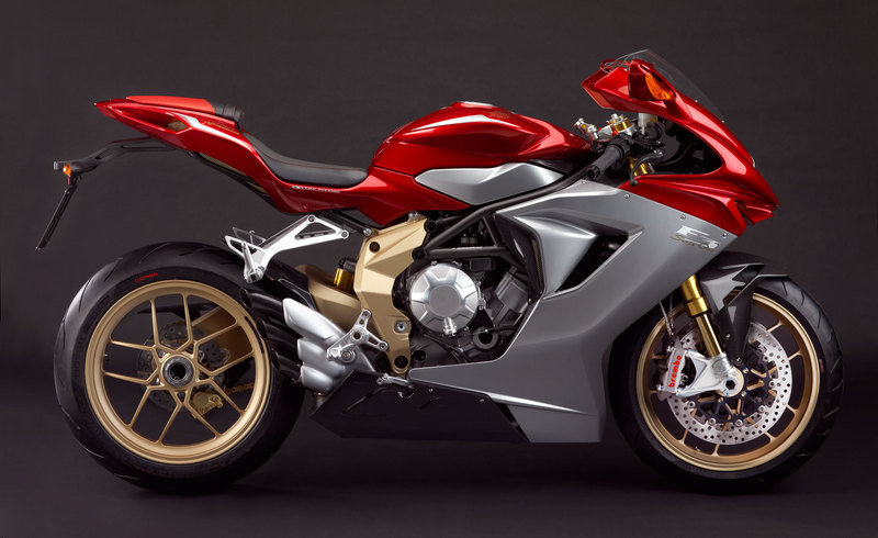 2012 MV Agusta F3 675 Serie ORO Limited Edition High Resolution Exterior Wallpaper quality - image 456017