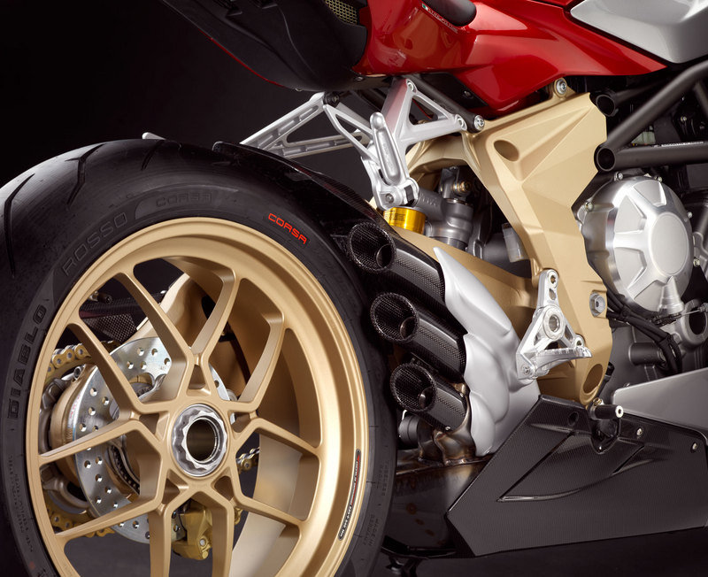 2012 MV Agusta F3 675 Serie ORO Limited Edition Exterior - image 456020