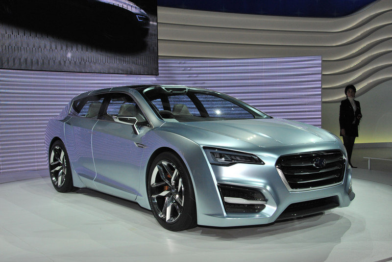Next generation Subaru WRX will be inspired by Advanced Tourer Concept
