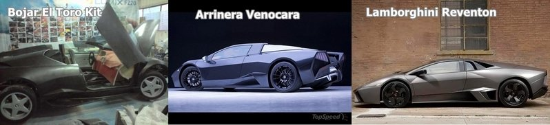 Vehicular Court: Arrinera Automotive accused of using a Kit Car to build the Venocara