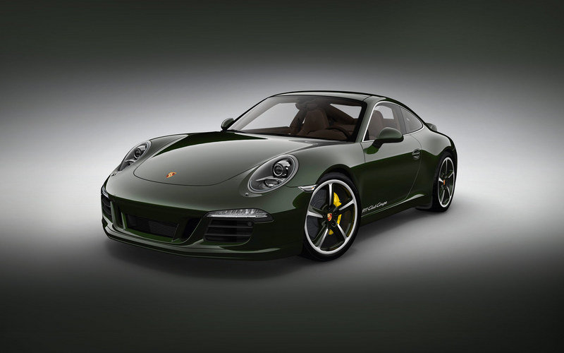Superior 2013 Porsche 911 Club Coupe